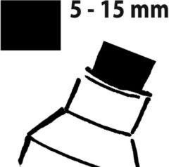 Sigel Krijtmarker GL171 Wit 5 mm 1 stuks/pack