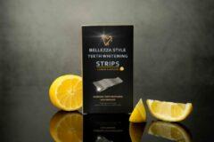 Zwarte Bellezzastyle: Tandenbleek Strips - Lemon flavour 14Days