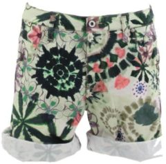 Please Short XS groen