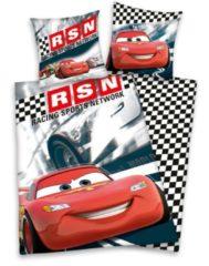 Bettwäsche 2tlg. 'Disney's Cars' Herding rot