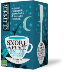Clipper Snore & Peace Bio (20st)
