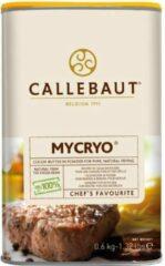 Creme witte Callebaut - Bakingrediënt - Mycryo ™ Cacaoboter - 600g