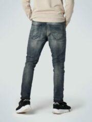 Blauwe No Excess Jeans Grey Denimmaat 224Maat 32/34