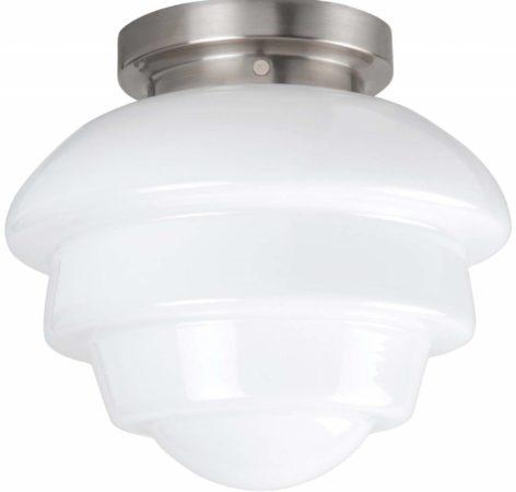 Afbeelding van Roestvrijstalen Highlight LT-Luce Plafondlamp Art-Deco Oxford Big