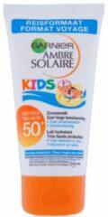 Garnier Ambre Solaire Kids Reisformaat Zonnemelk Spf 50+ - 50 Ml - Zonnebrandcrme (50ml)