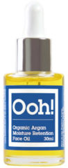 Ooh! Oils of Heaven Organic Argan Moisture Retention Gezichtsolie 30 ml