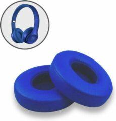 Mix-Media Oorkussens voor Beats By Dr. Dre Solo 2.0/3.0 wireless - Koptelefoon oorkussens voor Beats Solo blauw