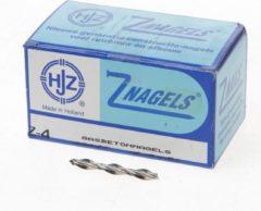 Roestvrijstalen Z-Nagels/HJZ Gasbetonnagels RVS A2 6.0x50mm 100 stuks