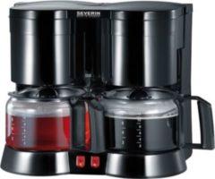 Severin Duo-Glas-Kaffeeautomat KA5802
