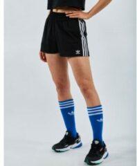 Zwarte Adidas 3 Stripes - Dames Korte Broeken