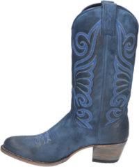 Blauwe Sendra 11627 Serraje Caleido Marino Boots western-boots