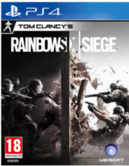 Ubisoft Tom Clancy's Rainbow Six Siege (PlayStation 4)