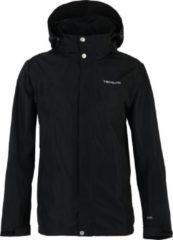 Zwarte Tenson Monitor Regenjas - Heren - Black
