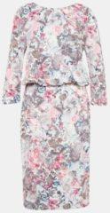 BONITA Jerseykleid mit Blumenprint Bonita offwhite