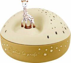 Sophie de giraf sterrenprojector beige