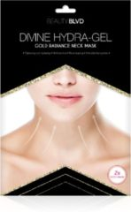 Transparante Beauty BLVD Divine Hydra Gel Nek Masker