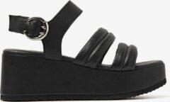 Sissel Flo - VIA VAI zwarte sandalen - maat 40