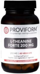Proviform L-Theanine forte 200 mg 60 Vegacaps