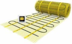 Magnum Mat Small elektrische vloerverwarming inclusief klokthermostaat 1.25m2 187W