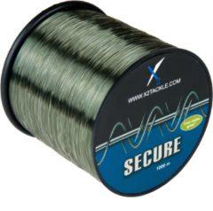 Groene X2 Secure - Nylon Vislijn - 0.35mm - 1000m