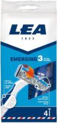 Lea - LEA EMERGING3 disposable razor LOTE 4 pz