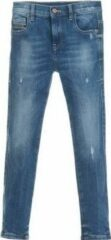 Blauwe Diesel Kids Jeans 00j3rj kxb78 k01