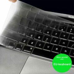 Lunso (EU) Keyboard bescherming - MacBook Air (2018-2019) - Transparant