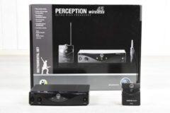 AKG Perception Wireless Instrumental Set A draadloos gitaar systeem (530-560 MHz)