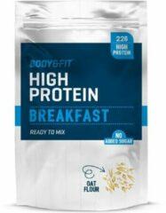 Body & Fit High Protein Breakfast - Maaltijdshake - Eiwitshake / Proteine Poeder - Vanille - 1980 gram (36 shakes)