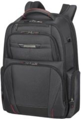 Zwarte Samsonite Pro-DLX 5 Laptop Backpack 17.3'' Expandable black