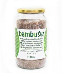 Bambu® Salz Bambu salz Bamboezout grof 9x gebrand