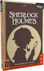 999 Games Adventure by Book: Sherlock Holmes Actiespel