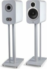 Q Acoustics 3030i Stands - Satijn Wit (Per Paar)