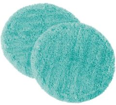 CLEANmaxx Ersatz-Tuch 2er Set für Spray-Mopp