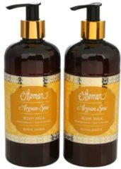 Ottoman ROYAL AMBER Body Milk 2x 400ml