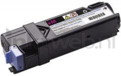 DELL Magenta tonercartridge met hoge capaciteit, voor de Dell Kleur Laser P (593-11033)