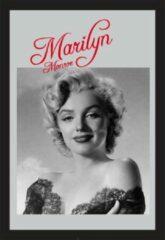 Mirrors Marilyn Monroe Spiegel 20x 30 cm