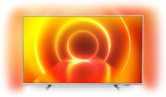 Philips 65PUS7855/12 tv 165,1 cm (65'') 4K Ultra HD Smart TV Wi-Fi Zilver