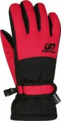 Hannah Handschoenen Mojo Junior Polyester Zwart/rood Maat 10