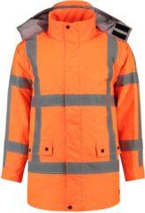TRICORP WORKWEAR Tricorp Parka RWS - Workwear - 403005 - fluor oranje - Maat S