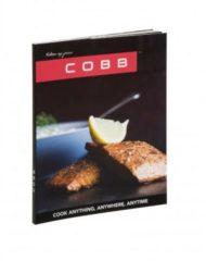 """Zwarte Trendyard Cobb Kookboek """"Koken Op Jouw Cobb"""""""