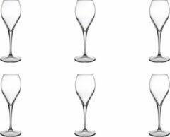 Transparante Pasabahce Monte Carlo Wijnglas - 26 cl - 6 stuks