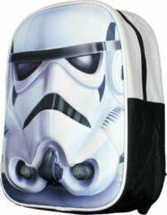 Star Wars Stormtrooper 3D Backpack Rugtas Wit