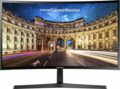 Samsung Curved Full HD Monitor 27 inch CF396