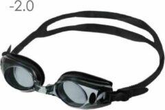 Lovetoswim.nl Kinderzwembril op sterkte -2.0