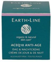 Earth-Line ACEQ10 anti-age dag- & nachtcreme 50 Milliliter