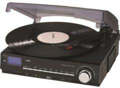 Plattenspieler LP-USB/SD Reflecta Schwarz