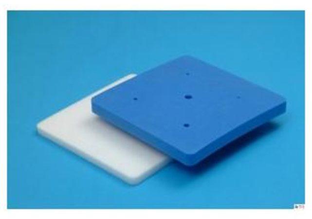 Afbeelding van Blauwe PME Legend Mexican / flower foam pads - set van 2 schuimkussens - PME Arts&Crafts