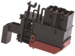 Bosch, Constructa, Novamatic, Pitsos, Siemens Schalter Ein/Aus für Waschmaschine 165843, 00165843