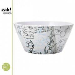 Zak designs Ontbijtkommetje - Zak!Designs Disney - Disney Classic - 15 cm